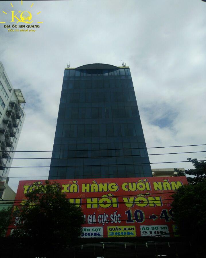 VĂN PHÒNG QUẬN 3 CHO THUÊ 3 CMT8 BUILDING