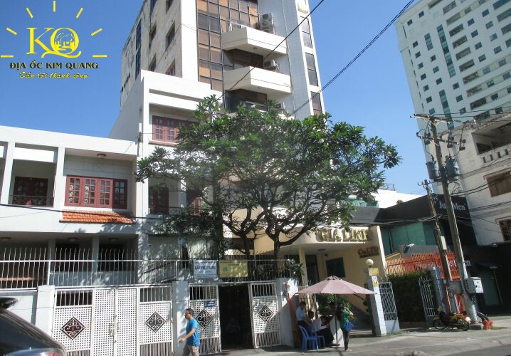 Hình ảnh tổng quan tòa nhà tổng quan Gia Linh building