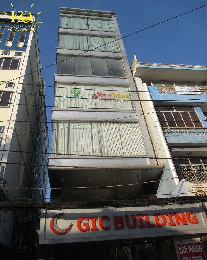 Bên ngoài Gic NCV Building