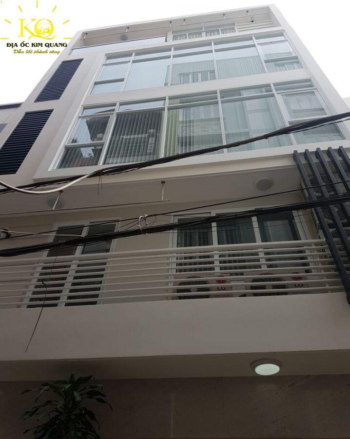 Bên ngoài Nguyễn Thị Minh Khai Building