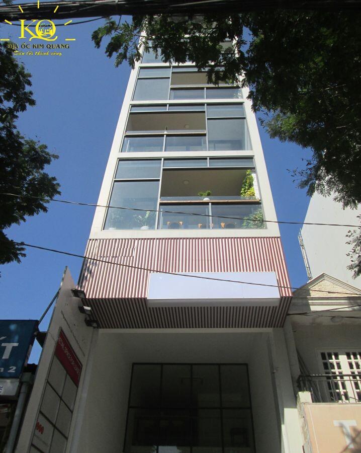 Hình ảnh bao quát tòa nhà Nguyễn Văn Hưởng building