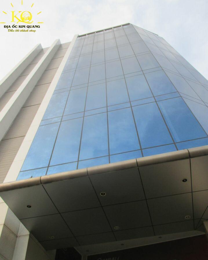 Bên ngoài Perfetto Building