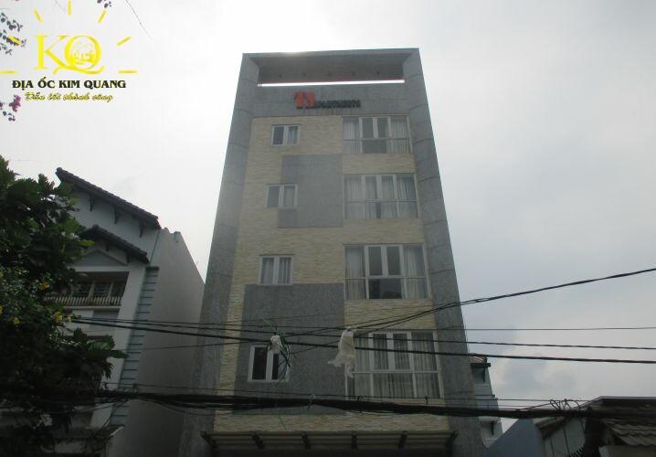 Bên ngoài Tống Hữu Định Building