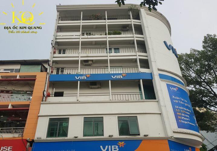 Bên ngoài Trí Việt Building