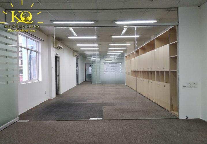 Diện tích tại tầng 3 TQT Building