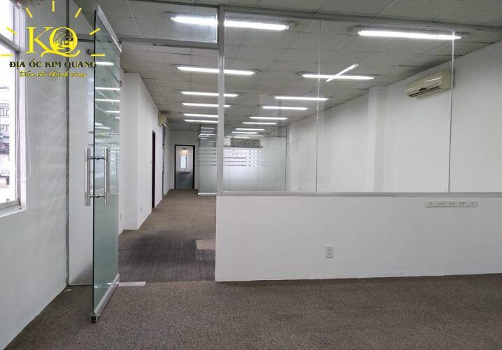 Diện tích tại tầng 5 TQT Building
