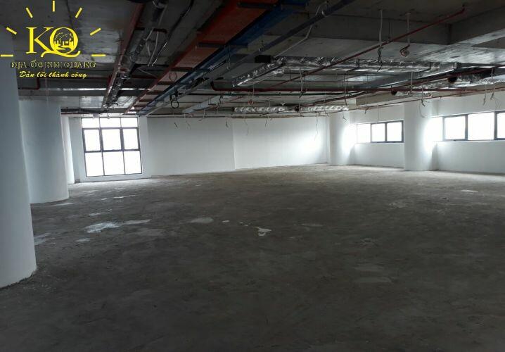 Diện tích tầng khác Hồng Bàng Building