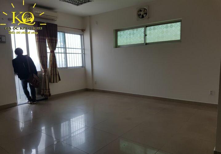 Diện tích trông bên trong Weixin Cargo Building