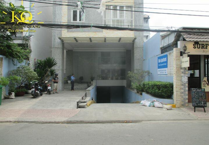 Đường phía trước Tống Hữu Định Building
