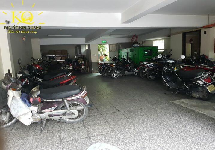 Hầm gửi xe Quốc Hưng Building