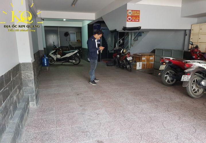 Hầm gửi xe Weixin Cargo Building