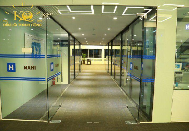 Hành lang Nahi Building