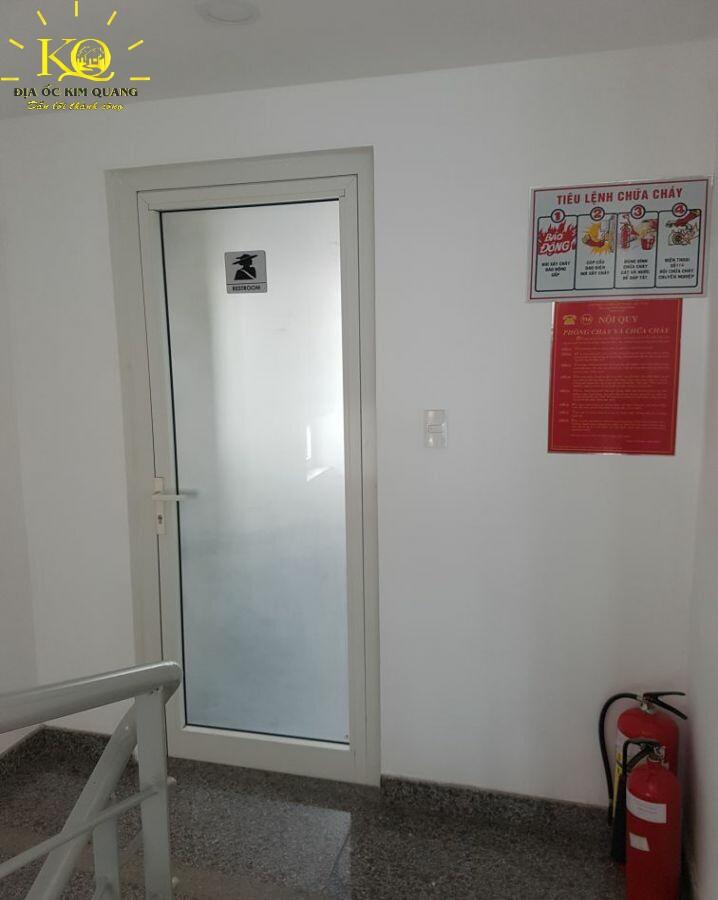 Hệ thống PCCC và lối thoát hiểm Ung Văn Khiêm Building