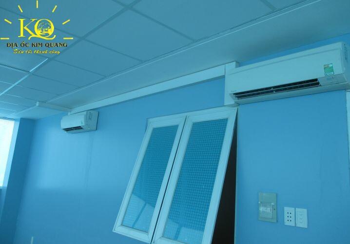 Hệ thống máy lạnh và thông gió Tống Hữu Định Building