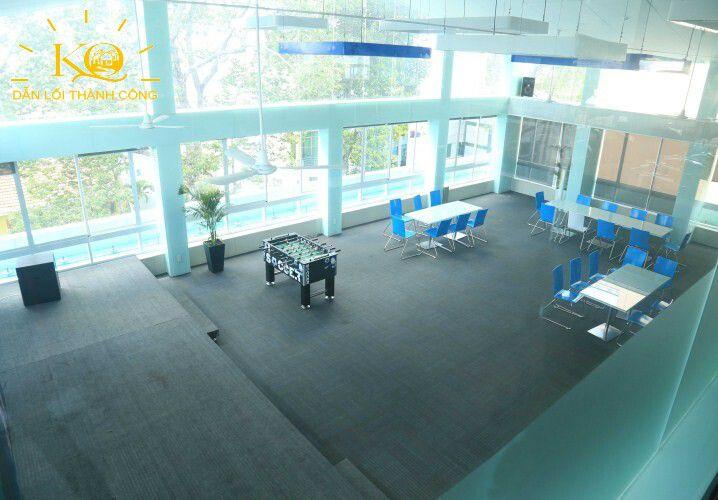 Khu vực giải trí Nahi Building