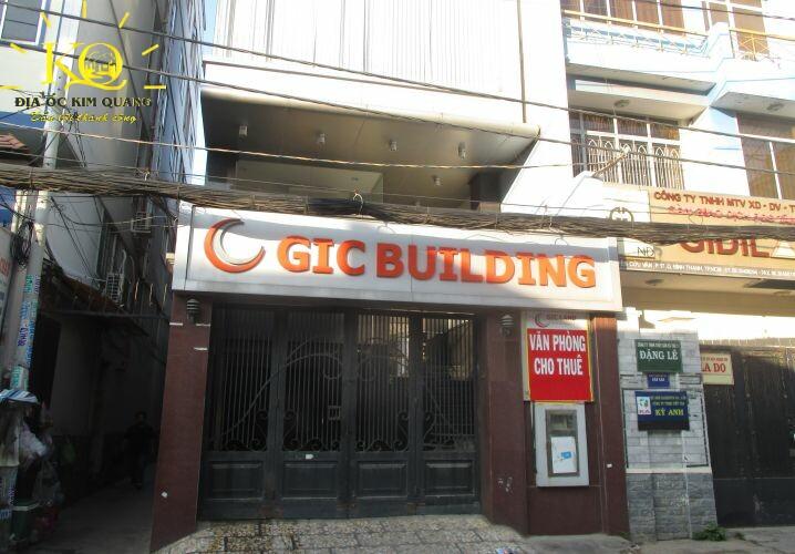 Phía trước Gic NCV Building