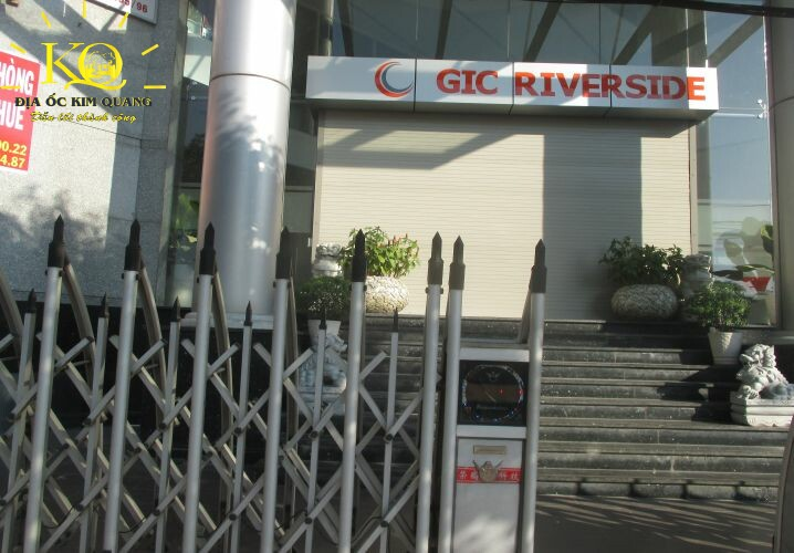 Phía trước Gic NHC Building