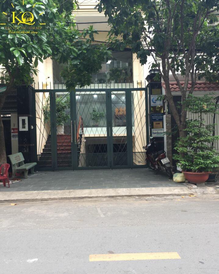 Phía trước NMH Building