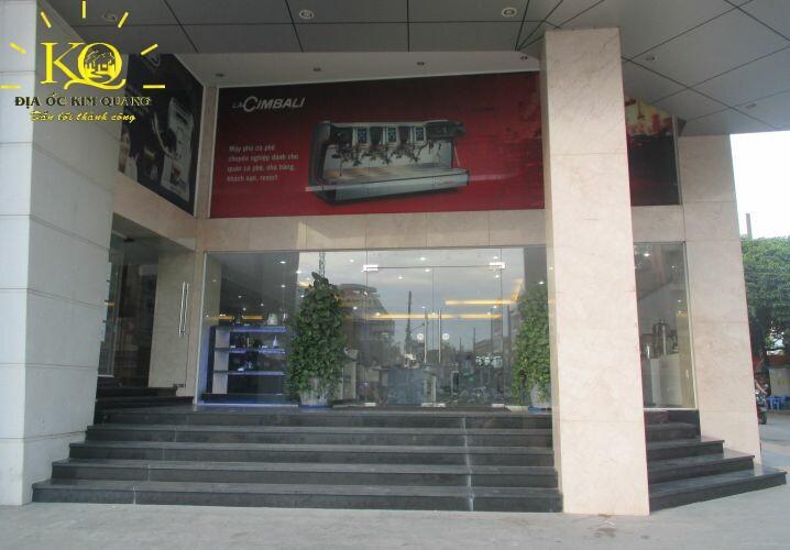 Phía trước Perfetto Building