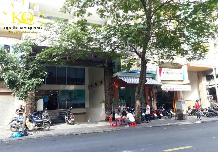Phía trước Rosanna Office