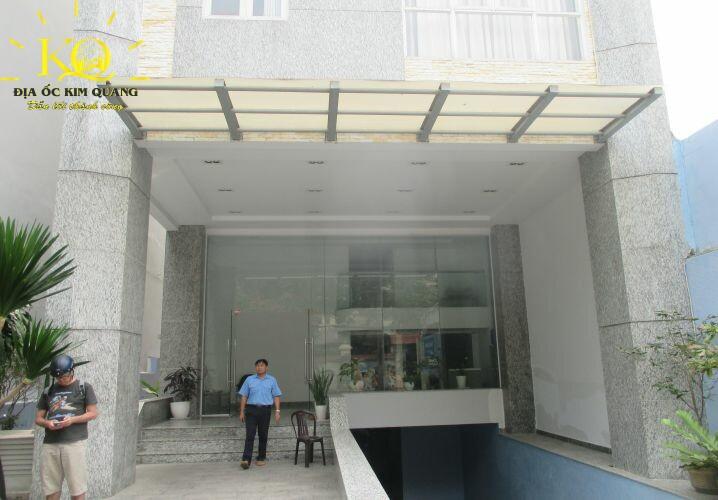 Phía trước Tống Hữu Định Building