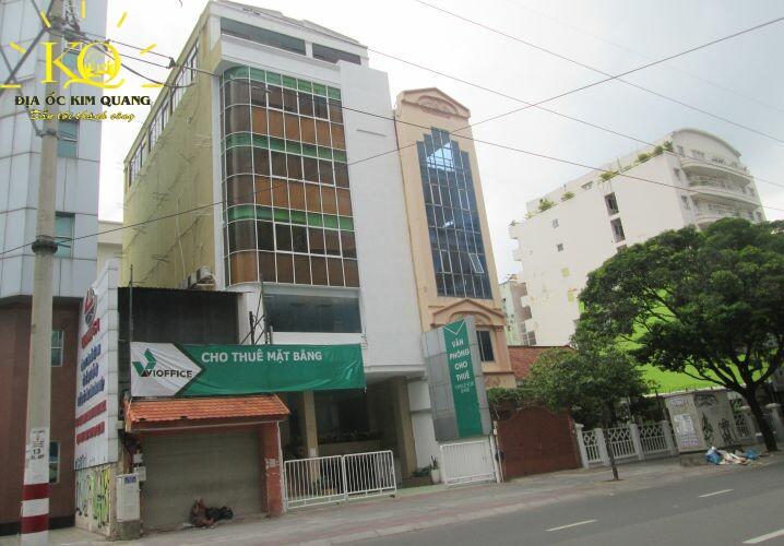 Phía trước Vi Building Điện Biên Phủ