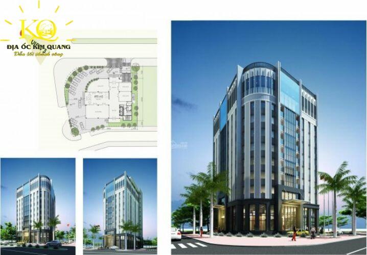 Phối cảnh 3 view TCL Building