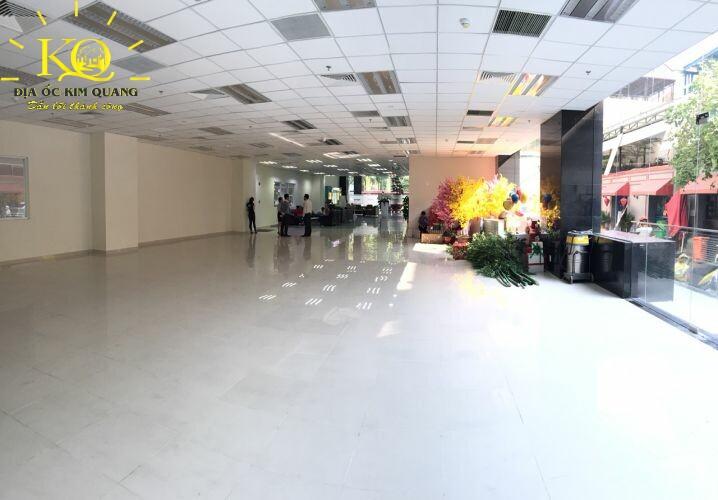 Tầng trệt Báo Lao Động Building