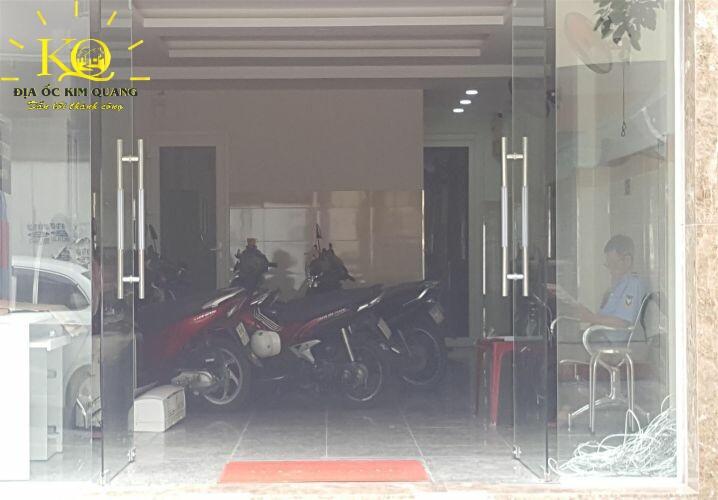 Tầng trệt Ngọc Việt Building