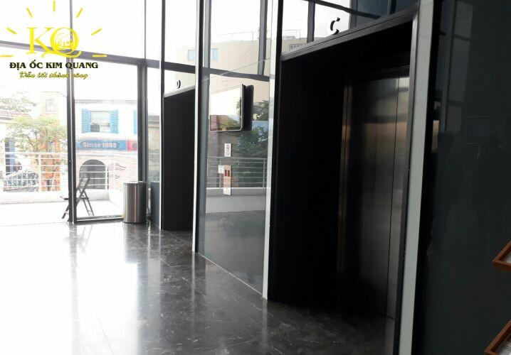 Thang máy Hồng Bàng Building