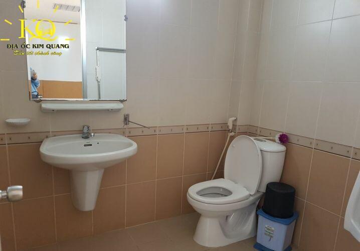 Toilet Weixin Cargo Building
