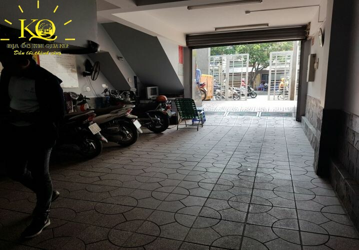 Từ hầm gửi xe Weixin Cargo Building