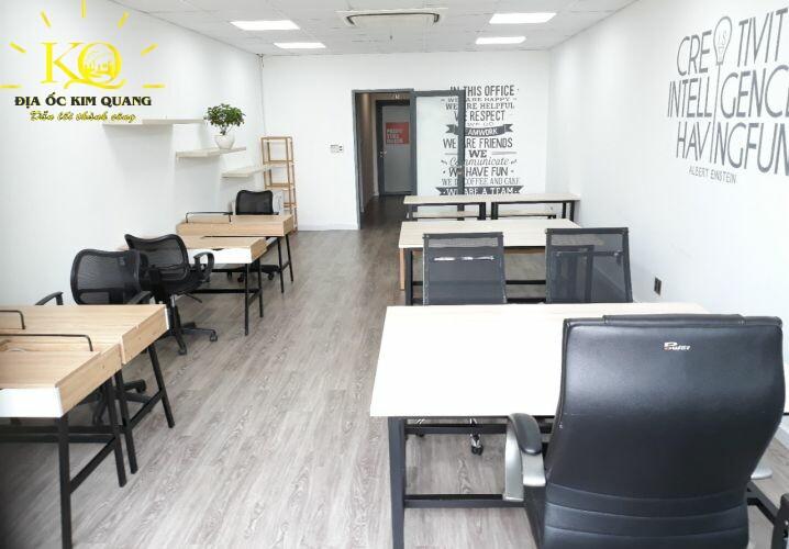 Văn phòng cho thuê Nguyễn Văn Hưởng Building