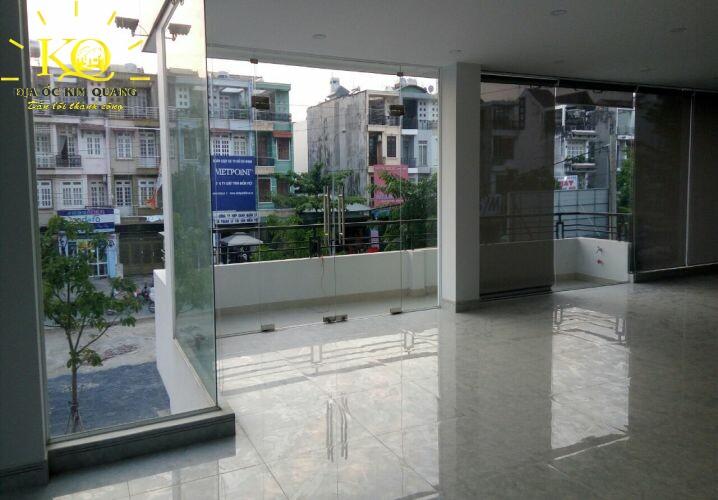 View cửa kính Nguyễn Hoàng Building