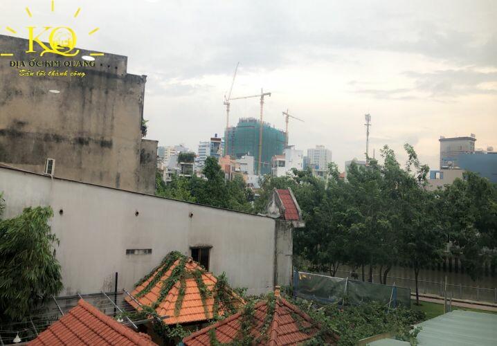 View cửa kính Đỗ Đầu PDP Building