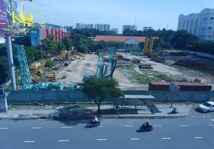 View nhìn từ Đông Á Building