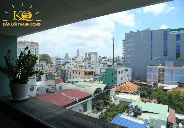 View nhìn từ Nahi Building