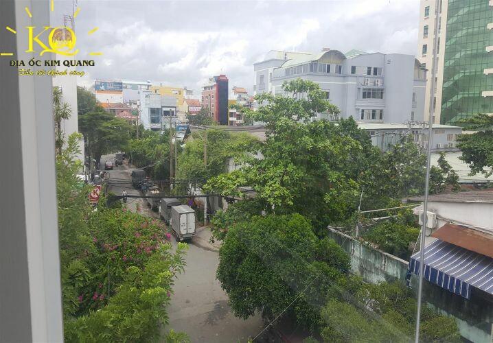 View nhìn từ Ngọc Việt Building