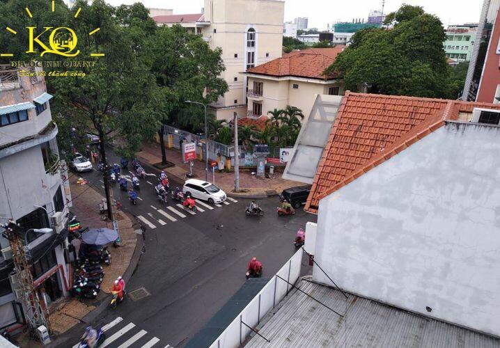View nhìn từ TQT Building