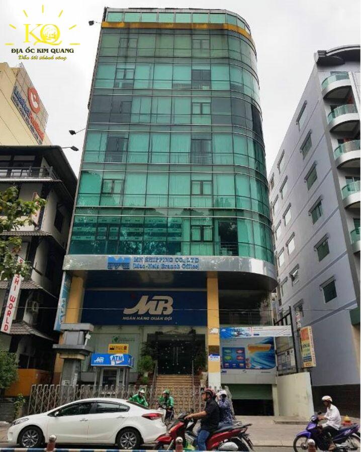 Bán tòa nhà đường Nguyễn Thị Minh Khai