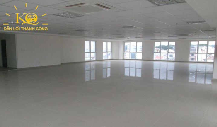 Diện tích trống cho thuê tại tòa nhà văn phòng đường Phan Tôn
