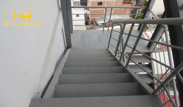 Lối thoát hiểm tại tòa nhà