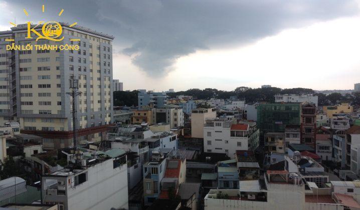 Hướng view từ tòa nhà đường Phan Tôn