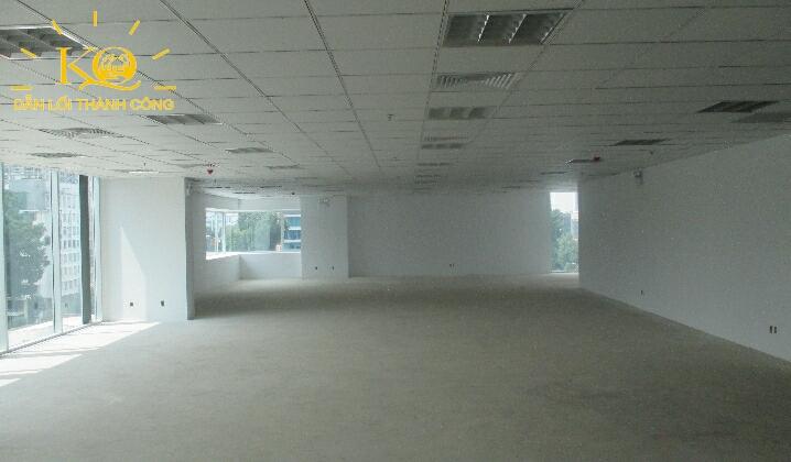 Diện tích trống cho thuê tại Tòa nhà đường Phạm Ngọc Thạch