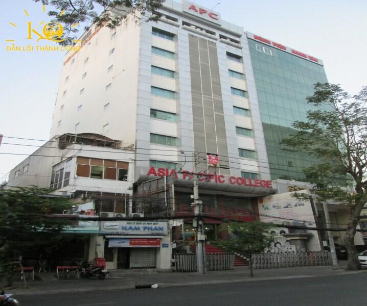 Bán tòa nhà văn phòng đường Nguyễn Bỉnh Khiêm