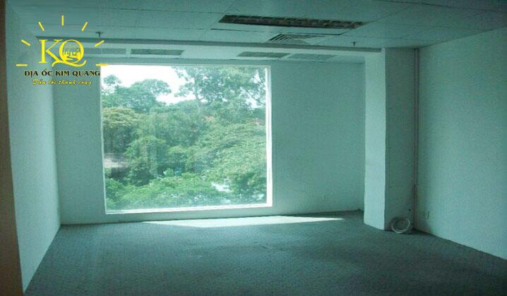 Diện tích trống cho thuê tại Atic building