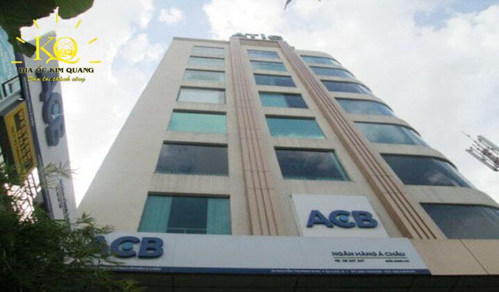 Tòa nhà Atic building