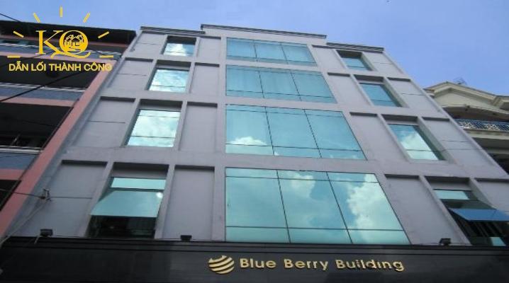 Bên ngoài tòa nhà Blue Berry Building