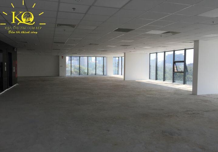 Diện tích trống tại Cienco 4 Building