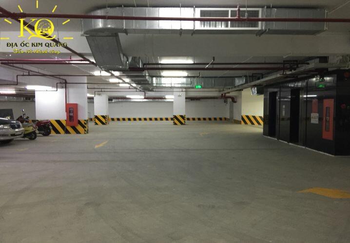 Hầm gửi xe Cienco 4 Building